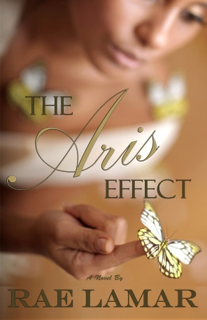 The Aris Effect - Cover Art by Rae Lamar