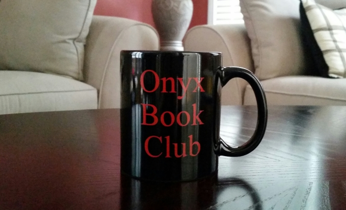 Onyx Book Club Mug